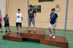 Clasificación Tenis de mesa